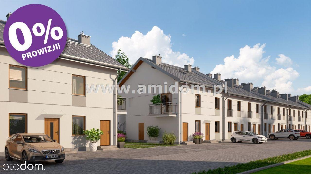 Przedsprzedaż - osiedle segmentów i mieszkań
