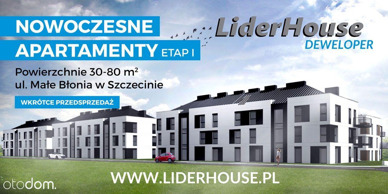 Nowoczesne apartamenty / Małe Błonia/ LiderHouse