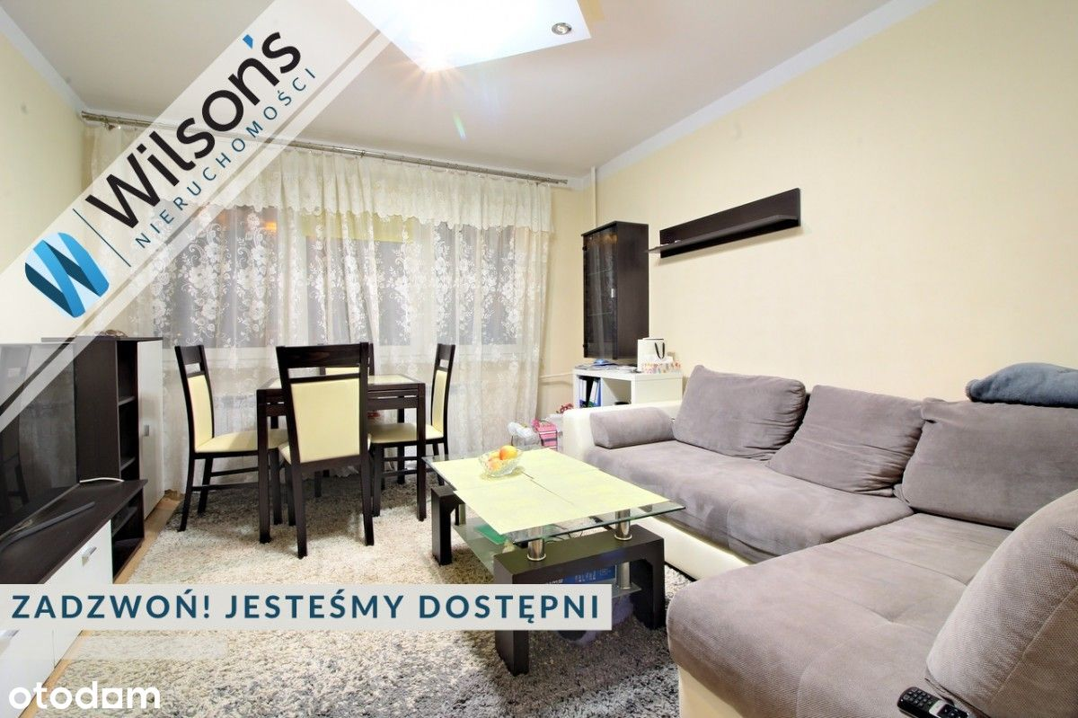 2 pokoje 38 m2 na parterze centrum Piaseczna