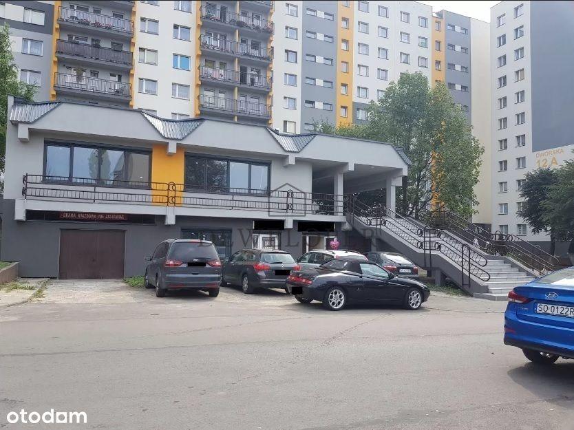 Lokal Hu 162m2 Sosnowiec Zagórze Wynajem