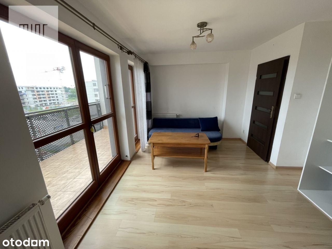 Mieszkanie, 56 m², Kraków