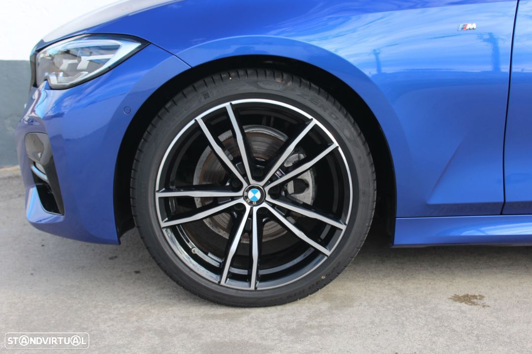 BMW 320 d Touring Pack M Auto - 10