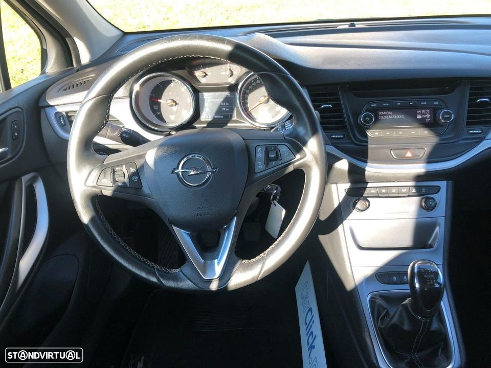 Opel Astra Sports Tourer 1.6 CDTI Business Edition S/S - 33