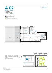 II ETAP - komfortowe 2 pokoje z ogródkiem