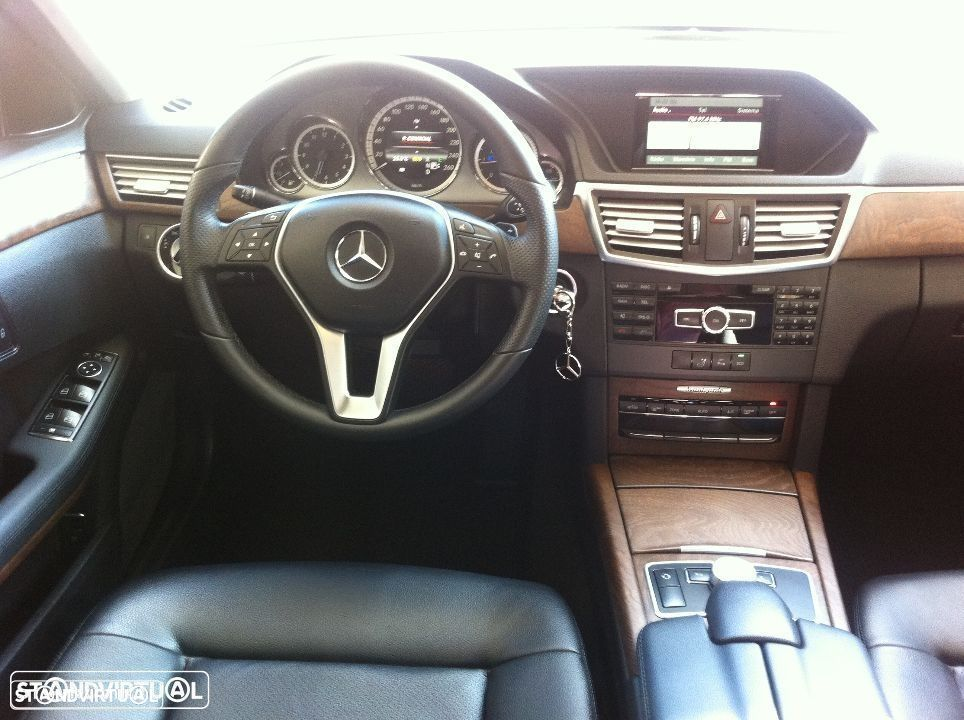 Mercedes-Benz E 250 CDi Avantgarde BE Auto. - 22