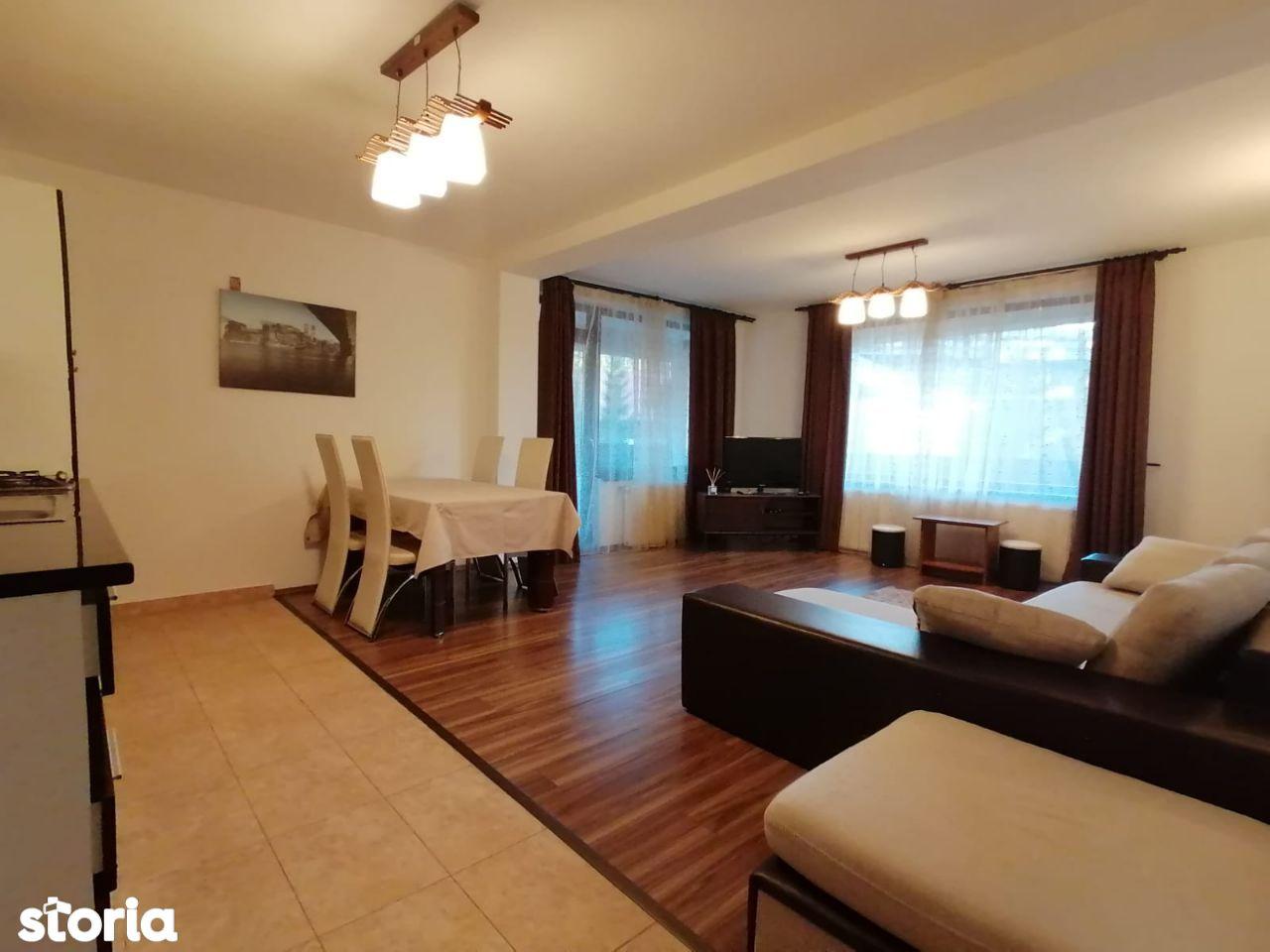 Apartament cu 2 camere in Predeal