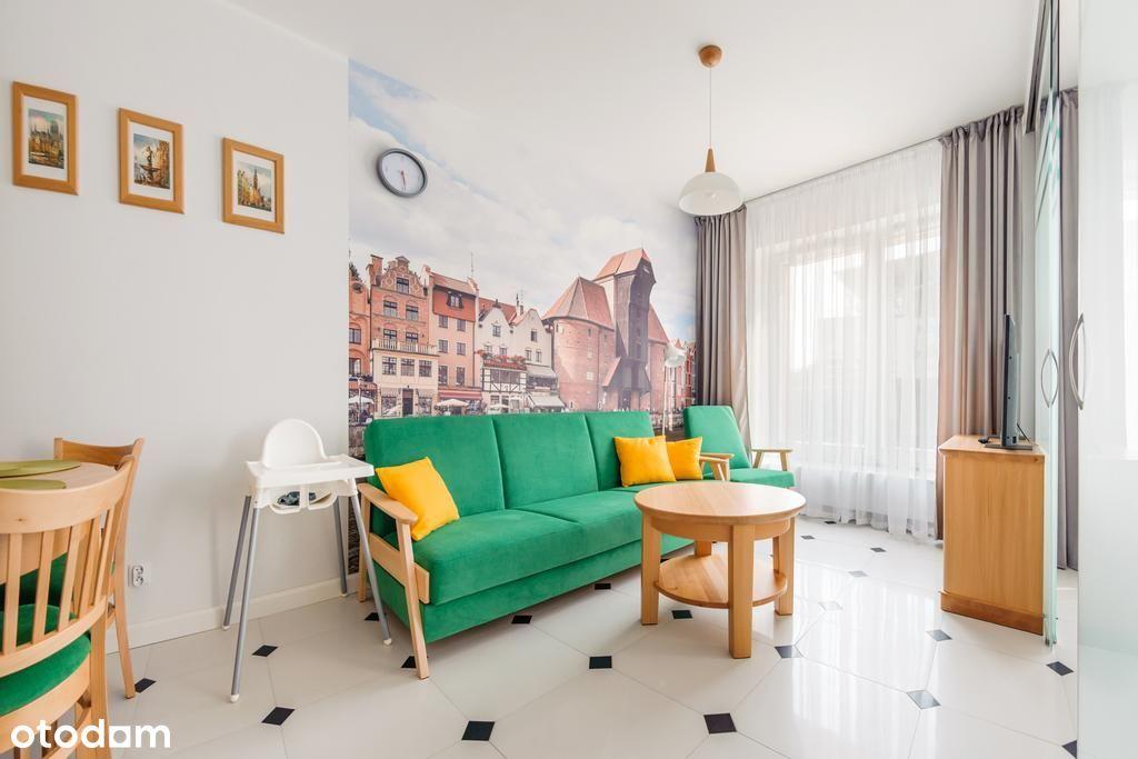 Rajska : mieszkanie- biuro parking f-ra VAT