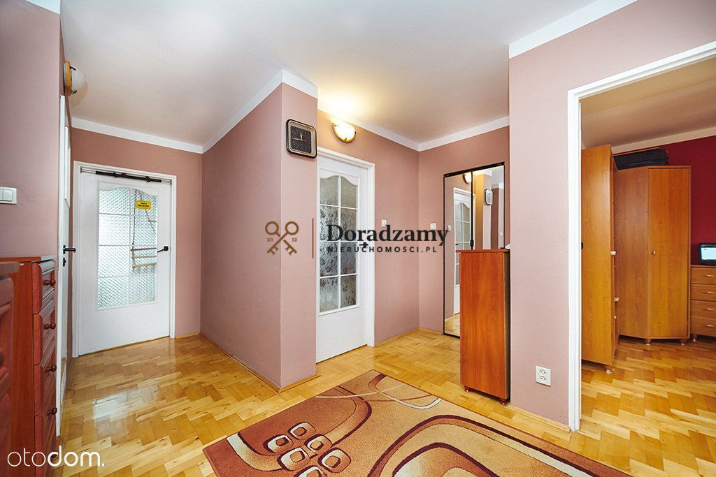 Przestronne 3 pokojowe mieszkanie w doskonałej lok