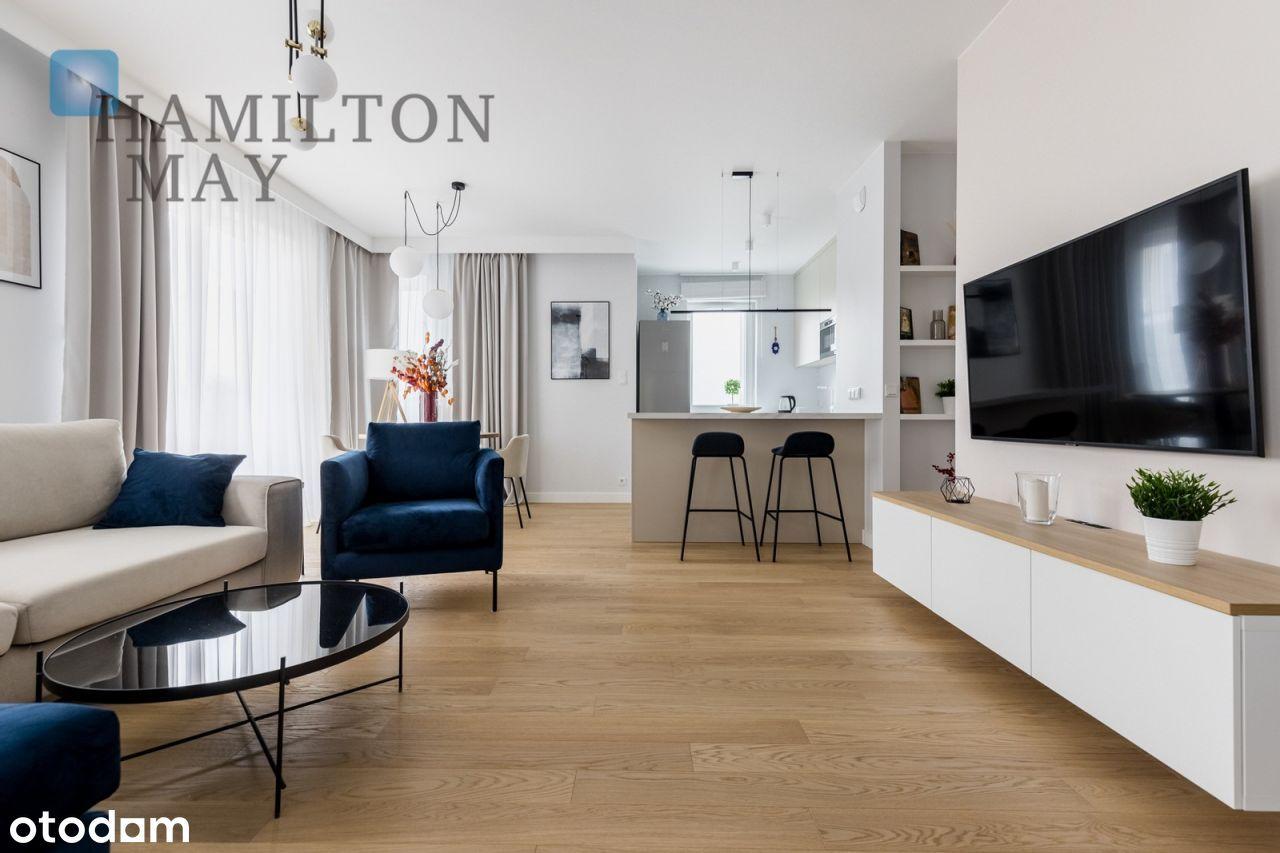 Dwupokojowe mieszkaniew inwestycji Sienna 65