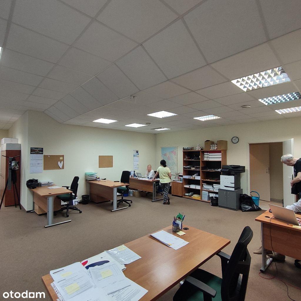 Wynajmę lokal biurowy w Szczecinie pl. Batorego
