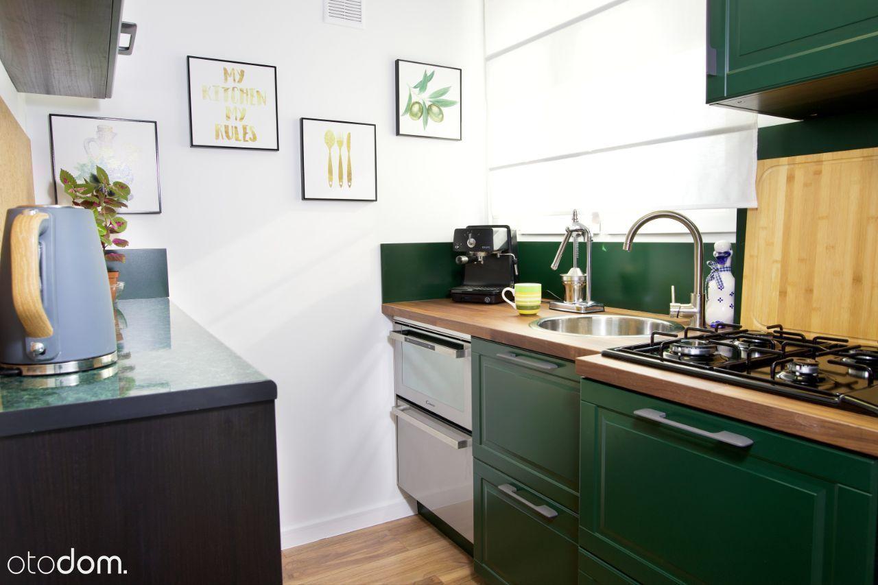 Mieszkanie 3 pok. ZAPROJEKTOWANE przez Architekta