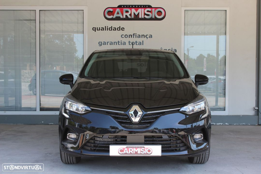 Renault Clio 1.0 TCE Intens + GPS - 8
