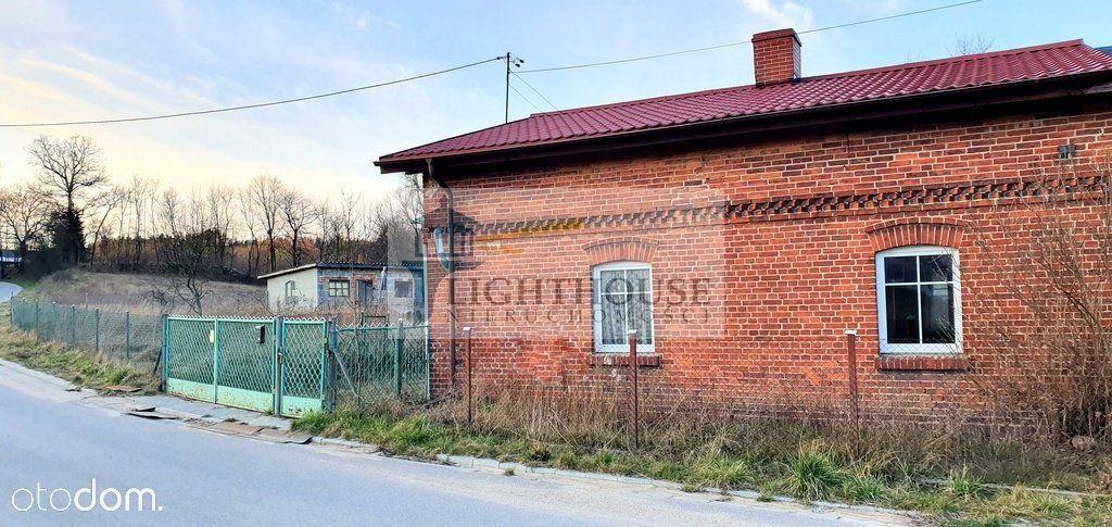 Dom Bliźniak z działką 1300 mkw