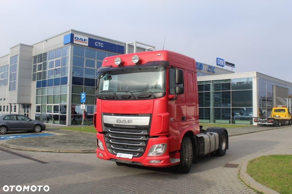 DAF XF 440 FT (23306)  Space Cab ! Automat ! Euro VI ! - 1