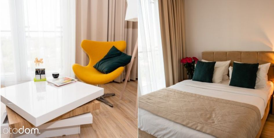 Przestronny apartament - Klimatyzacja BEZ PROWIZJ