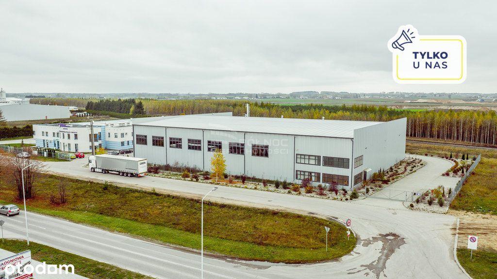 Nowa hala produkcyjna w Ssse - Suwałki