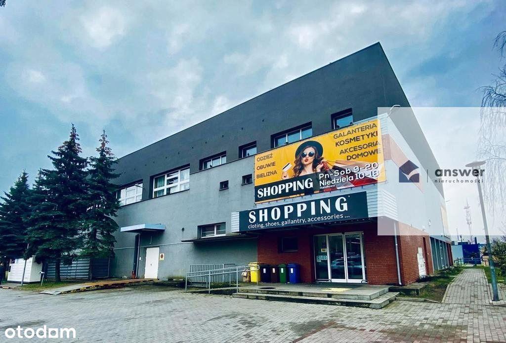 Budynek Z Lokalami Usługowo-Handlowymi