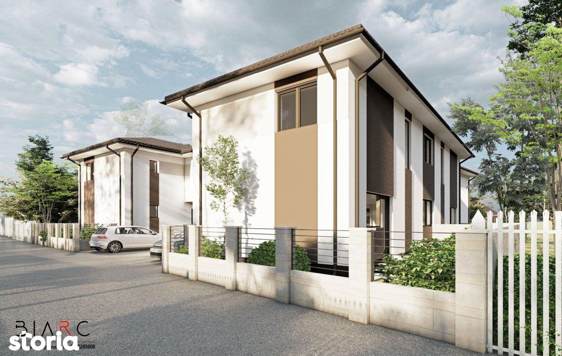 Duplex Bragadiru-Ghidiceni 4 camere 2 bai id nr 41