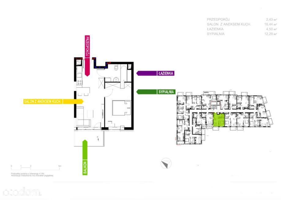 Nowe 2 Pokoje/Bezczynszowe/Smart Home/0%/0zł PCC