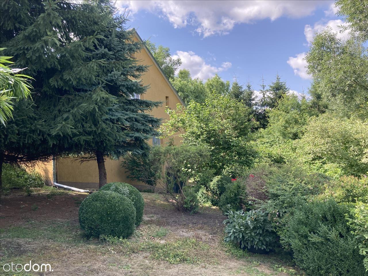 Dom z 15 ar działką 3 km od jeziora Kotliska