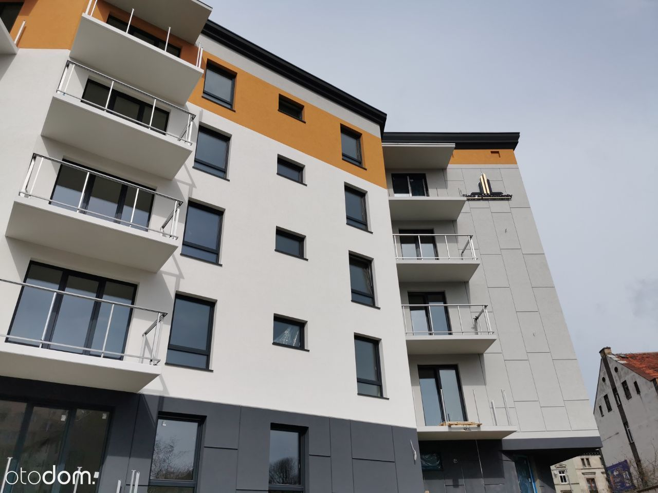 Mieszkanie 3.03 -parking/możliwość wyk. pod klucz