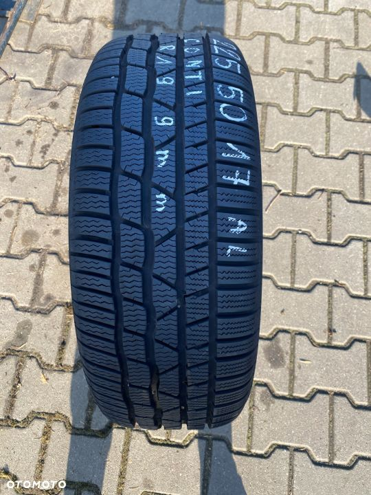 Opona Continental Winter Contact 225 50 17 9mm 19R - 1