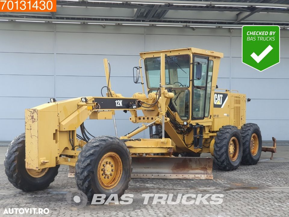 Caterpillar 12K Nice and clean grader - 1