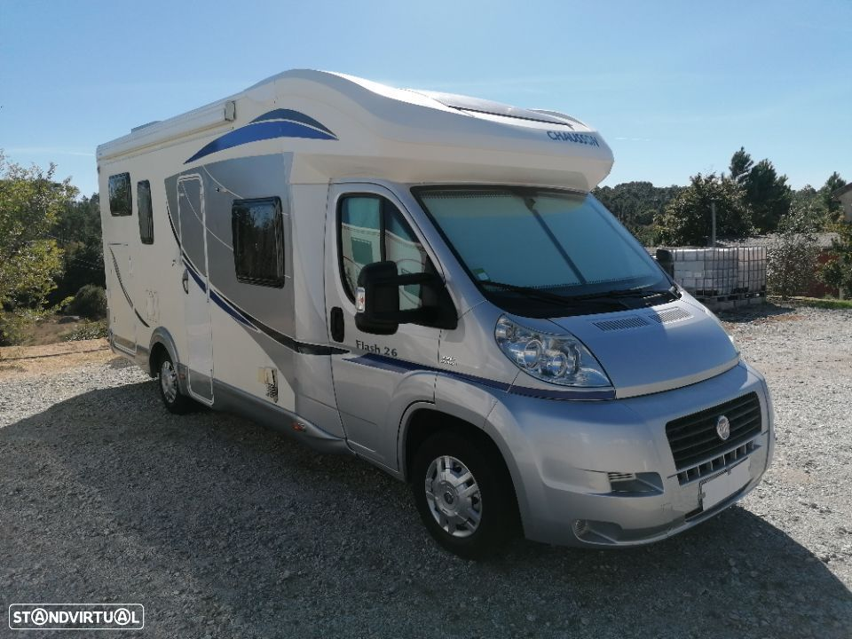 Chausson Flash 26 - 4