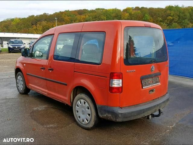 Volkswagen Caddy 1.4 - 2