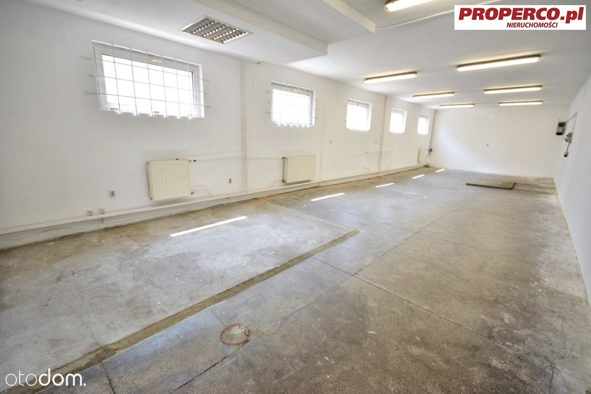 Hala magazynowo-produkcyjna, pow. 130 m2, Mailków