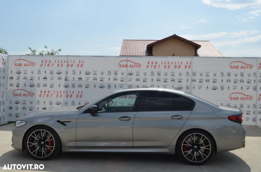 BMW M5 Competition - 4