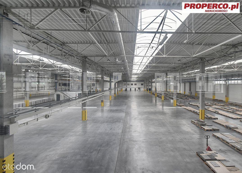 hala 650 m2, możliwość montażu suwnicy, Kielce