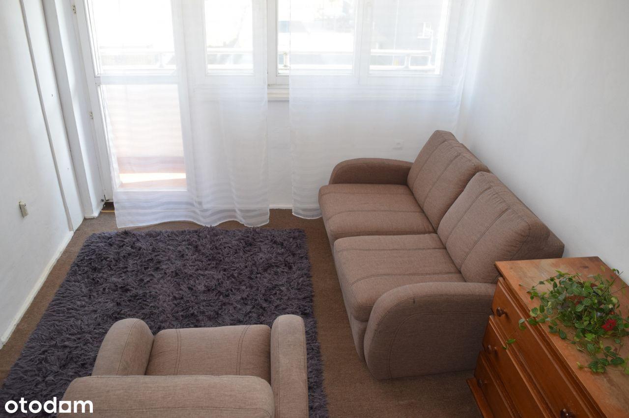 Mieszkanie 2-pokojowe w centrum Katowic