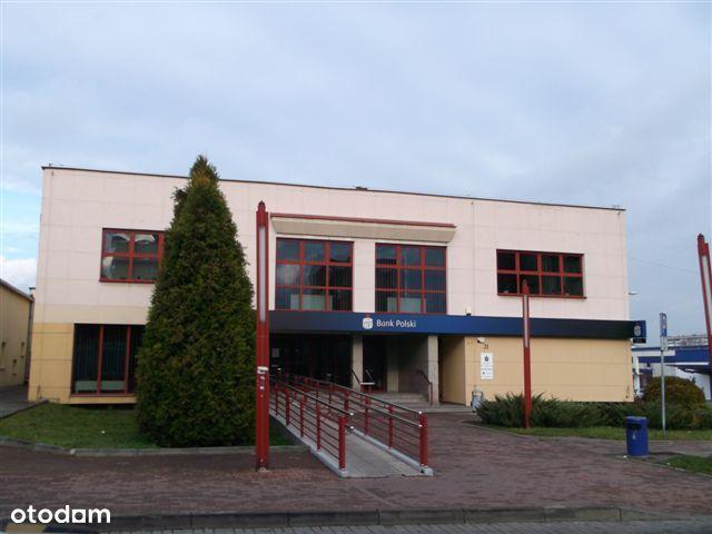 Jastrzębie budynek usługowo-biurowy