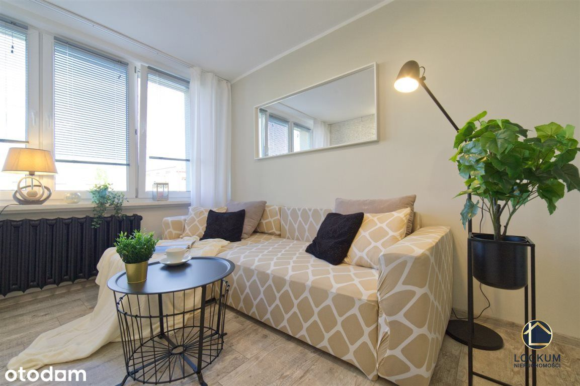 Mieszkanie, 40 m², Sosnowiec
