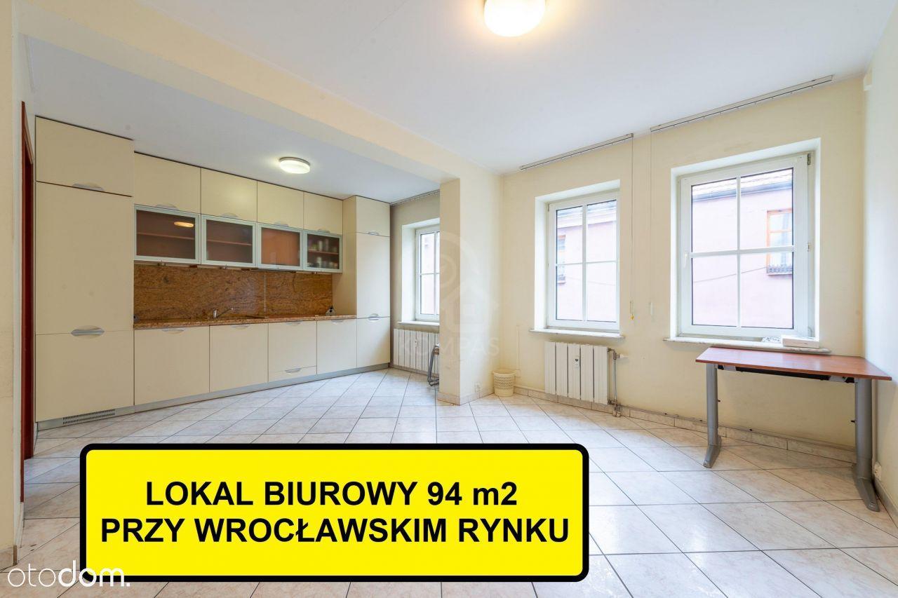 Lokal przy wrocławskim Rynku 94 m2