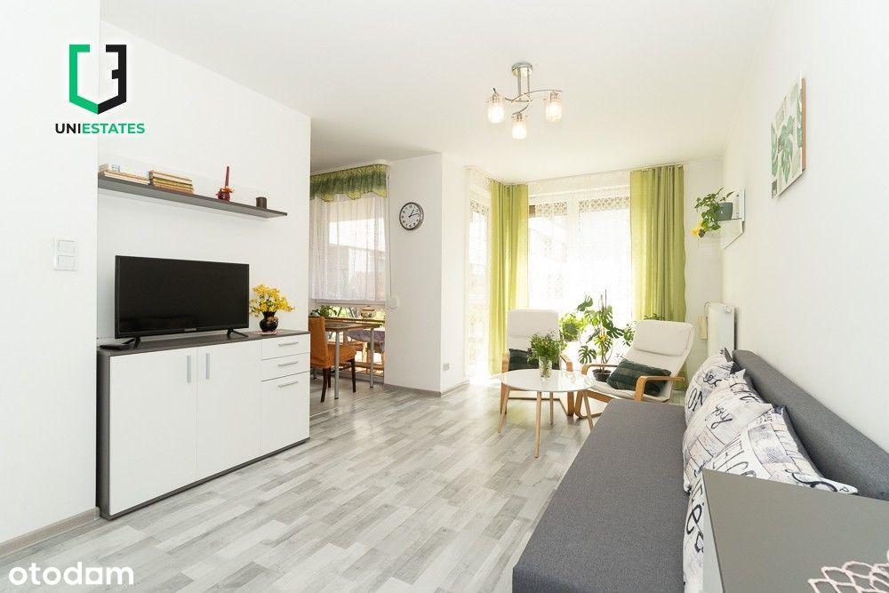 2 pokojowe mieszkanie z ogródkiem | Os Europejskie