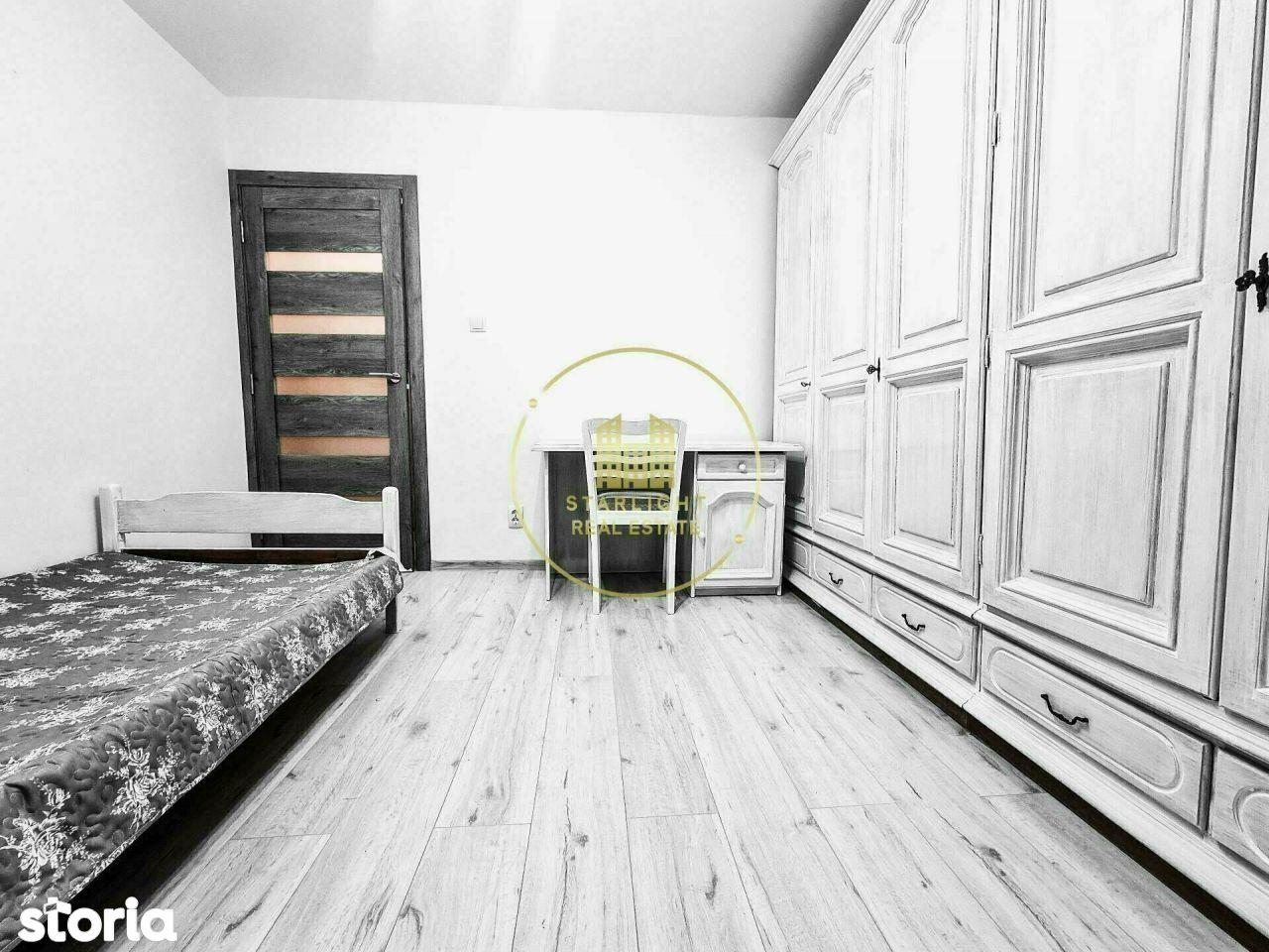 Apartament 3 camere   Decomandat   Marasti   Parcare!