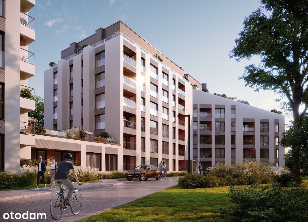 Apartamenty Bergera   wyjątkowy apartament 1A/16