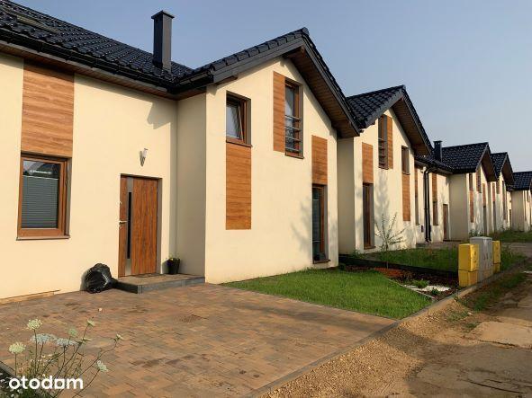 Dom szeregowy ul. Klimontowska w cenie mieszkania