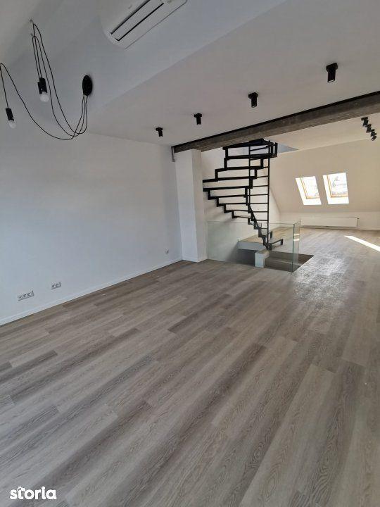 Apartament deosebit tip duplex bloc nou zona 1 mai-Grivita