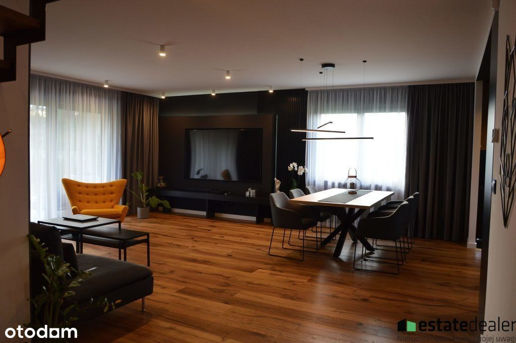 Luksusowy Apartament 133 m2 przy Pl. Grzybowskim