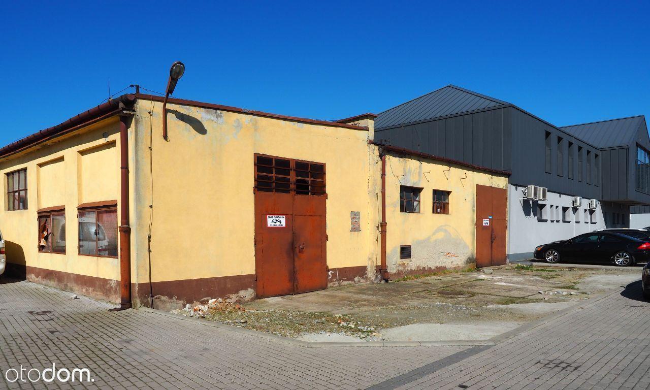Wynajmę halę w ścisłym centrum Sycowa ul. Okrężna