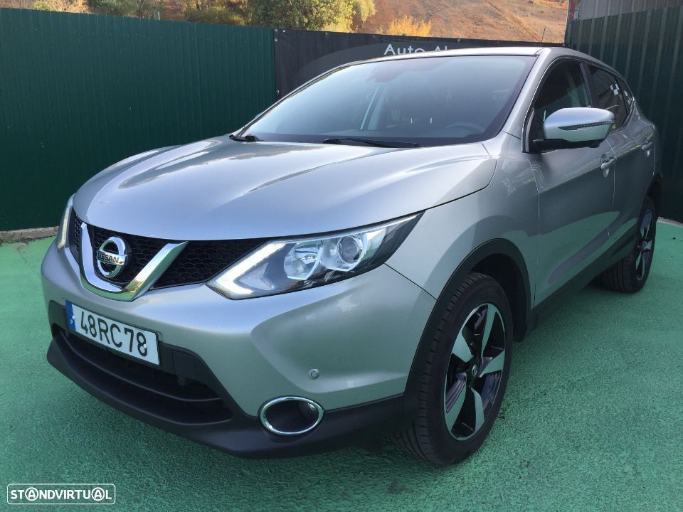 Nissan Qashqai 1.5 dCi N-Connecta 18 RS+PS - 39