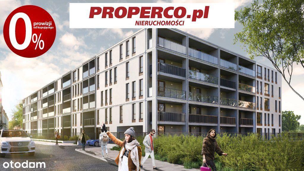 Mieszkanie 1 pok, 48,9 m2, Centrum, ul. Niska