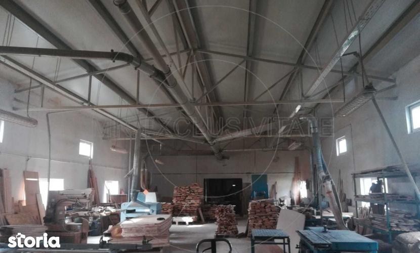 De vânzare hală nouă de 1200 mp investiție cu chiriaș