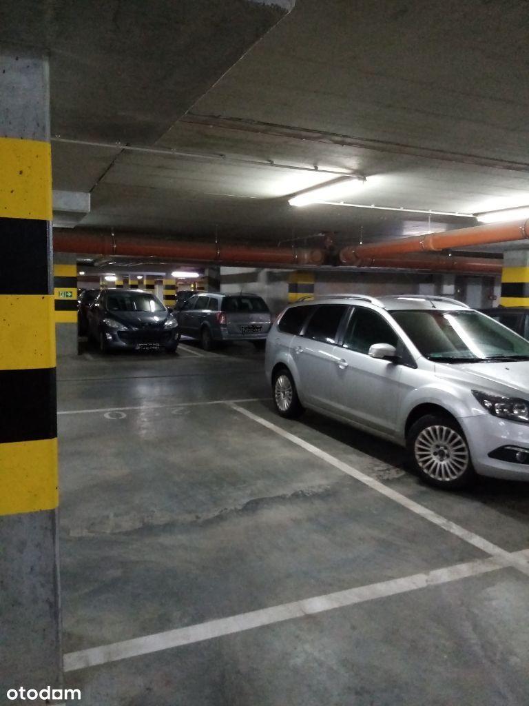 Miejsce w hali garażowej na ul Hawelańskiej 6c