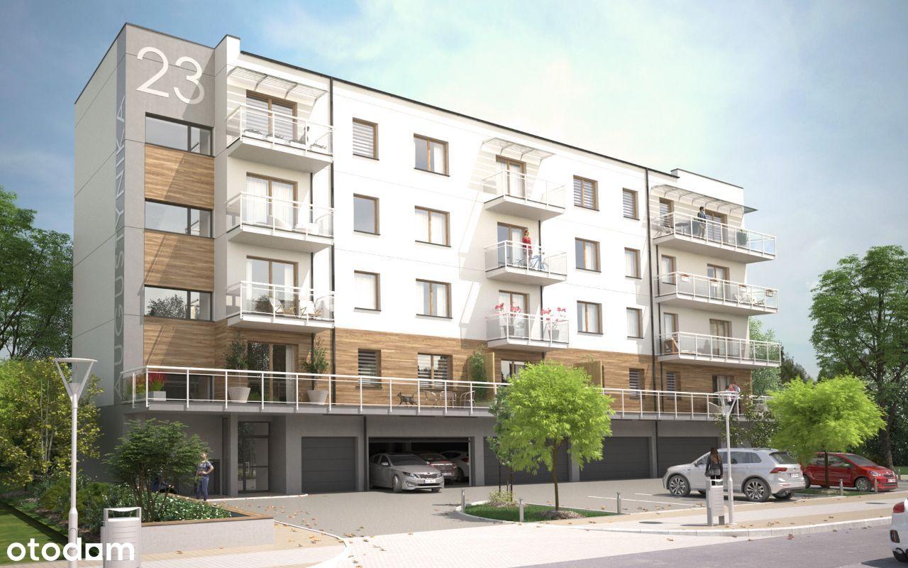 Apartamenty przy Augustynika 23