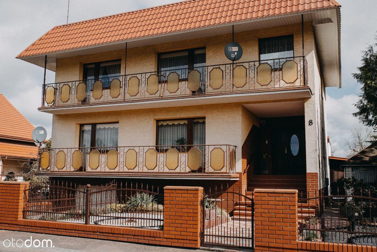 NAMYSŁÓW Dom jednorodzinny 187m²