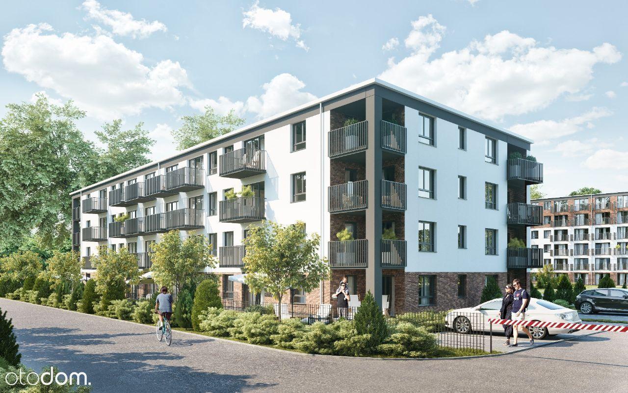 Nowe mieszkanie 2 pokojowe na Gumieńcach
